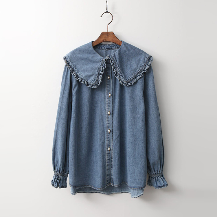 Sara Denim Shirts