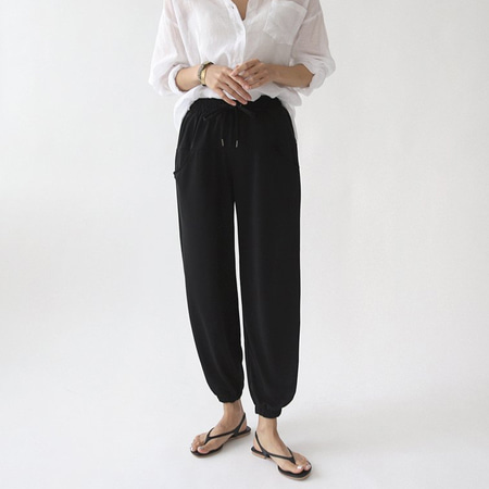 Cool Banding Jogger Pants