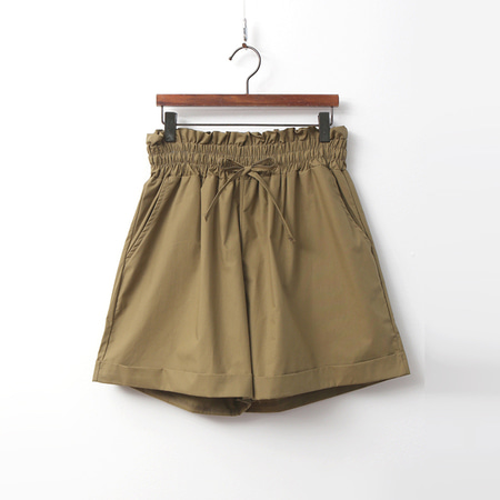 Tulip Cotton Shorts